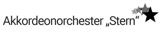 "Akkordeonorchester ""Stern"""