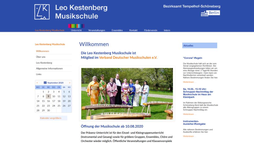 Leo Kerstenberg Musikschule